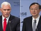 """Quan chức Mỹ - Trung """"đấu khẩu"""" về Biển Đông, Huawei"""