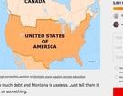 Nợ công tăng kỷ lục, hàng nghìn người Mỹ muốn bán bang Montana cho Canada