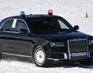 Cận vệ của ông Putin trổ tài đua xe trên tuyết