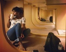 """Bên trong đoàn tàu nằm tiện nghi của Nhật Bản khiến thế giới phải """"ngả mũ"""""""