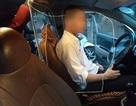Xuất hiện xe taxi có khung chắn bảo vệ tài xế ở Hà Nội