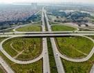 Hối hả chỉnh trang con đường nối từ sân bay Nội Bài về nội đô
