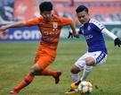 Shandong Luneng 4-1 Hà Nội FC:  Chủ nhà bùng nổ ở hiệp hai