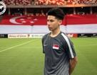 Sao trẻ Singapore của CLB Premier League có thể ngồi tù vì trốn nghĩa vụ quân sự