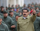 Bác tối hậu thư của Mỹ, quân đội Venezuela thề trung thành với Tổng thống Maduro