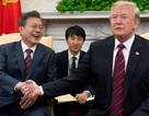 """Tổng thống Hàn Quốc """"hiến kế"""" cho ông Trump trước thượng đỉnh Mỹ - Triều"""