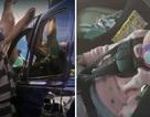 """Tù nhân trổ """"ngón nghề"""" cứu em bé bị mắc kẹt trong ô tô"""