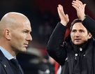 """Chelsea cân nhắc chọn Lampard hoặc Zidane vào """"ghế nóng"""""""