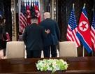 """Chuyện """"hậu trường"""" thú vị trong cuộc gặp thượng đỉnh Mỹ - Triều đầu tiên"""