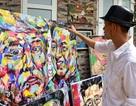 Gặp họa sĩ vẽ hơn 100 tranh chân dung TT Donald Trump và Chủ tịch Kim Jong-un