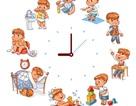 Vì sao trẻ tăng động giảm chú ý cần sinh hoạt theo thời gian biểu