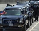 Những chiếc xe đặc biệt trong đoàn xe hộ tống Tổng thống Trump