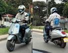 Scooter chạy điện Vespa Elettrica rục rịch về Việt Nam