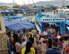 Du khách đi tour đảo trên Vịnh Nha Trang được áp dụng giá mới từ 1/3 tới
