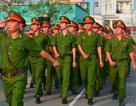 Đề xuất chế độ, chính sách đối với sĩ quan, hạ sĩ quan CAND chuyển ngành