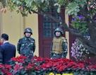 Ga Đồng Đăng thắt chặt an ninh đón tàu chở ông Kim Jong-un