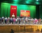"""Gần 100 chiếc xe đạp """"tiếp bước đến trường"""" cho học sinh nghèo"""