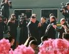 Báo Hàn Quốc: Tàu chở ông Kim Jong-un đang thẳng tiến sang Việt Nam