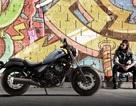 Honda đưa thêm phiên bản mới của Rebel 500 về Việt Nam