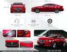 Vì sao nên sở hữu Mazda6 ngay hôm nay?