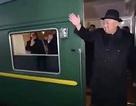 Những hình ảnh ít được biết đến về đoàn tàu mà chủ tịch Kim Jong-Un sử dụng