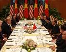 Tổng thống Donald Trump ăn trưa cùng Thủ tướng Nguyễn Xuân Phúc