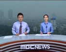 Truyền hình Hàn Quốc dựng trường quay trên nóc nhà cao tầng đưa tin thượng đỉnh Mỹ - Triều