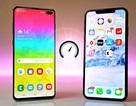 Video so sánh tốc độ Galaxy S10+ và iPhone XS - Sản phẩm nào giành chiến thắng?