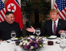 """Tổng thống Trump - Chủ tịch Kim ăn tối tại Hà Nội, ca ngợi """"mối quan hệ tuyệt vời"""""""
