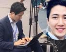 """Nam phóng viên Hàn điển trai được """"săn lùng"""" nhiều nhất khi tác nghiệp tại hội nghị thượng đỉnh Mỹ - Triều"""