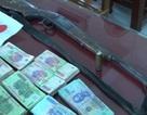Bắt 36 con bạc, thu hơn 1 tỷ đồng và khẩu súng đã lên đạn