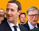 Thị trường biến động mạnh, 430 tỷ phú trượt khỏi top giàu nhất thế giới