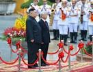 Lễ đón chính thức Chủ tịch Triều Tiên Kim Jong-un tại Phủ Chủ tịch