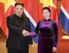 Chủ tịch Quốc hội hội kiến Chủ tịch Triều Tiên Kim Jong-un