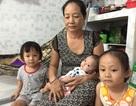 Cha nghèo bán vé số nguy nan, 3 con thơ đói cơm khát sữa