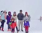 Kansai: Tuyết trắng cuối Đông, đào hồng nở sớm…