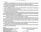 """Quảng Nam: Giả văn bản của cơ quan chức năng để """"thổi giá"""" bất động sản"""