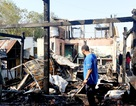 Hỏa hoạn lúc rạng sáng, cháy rụi 9 căn nhà ở xóm Chăm An Giang