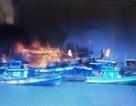 Nổ bình gas trên tàu cá, 2 người chết, 3 người bị thương