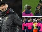 Liverpool mất ngôi đầu bảng, HLV Jurgen Klopp trút giận lên… cậu bé nhặt bóng
