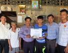 Bạn đọc Dân trí giúp anh Trần Văn Trình hơn 123 triệu đồng