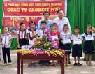 Grobest Việt Nam trao 60 suất học bổng đến học sinh nghèo ở Kiên Giang