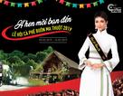 Tháng 3, rộn ràng cùng lễ hội cà phê Buôn Ma Thuột lớn nhất Việt Nam