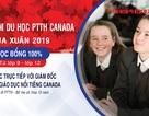 Triển lãm du học phổ thông trung học Canada mùa xuân 2019