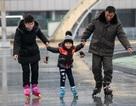 Những hình ảnh hiếm hoi về các hoạt động vui chơi giải trí của người Triều Tiên