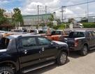 Tranh mua loại ô tô cồng kềnh: Phí chưa tăng đã bị dân buôn ăn chặn
