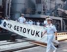 Tàu huấn luyện của lực lượng tự vệ trên biển Nhật Bản thăm Đà Nẵng