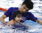Sakura Montessori Hải Phòng độc quyền chương trình bơi chính khoá Aqua-Tots chuẩn Mỹ