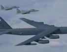 Mỹ điều máy bay ném bom B-52  đến gần các đảo tranh chấp ở Biển Đông