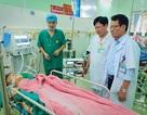 Hút hơn 3.500ml máu trong phổi, cứu sống bệnh nhân nguy kịch sau tai nạn